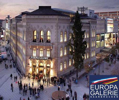 Wir und die EUROPA-Galerie zahlen Eure Rechnung für Euren Einkauf