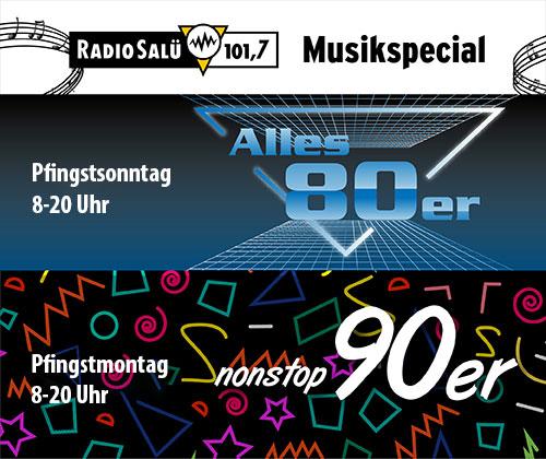 Musikspecial an Pfingsten