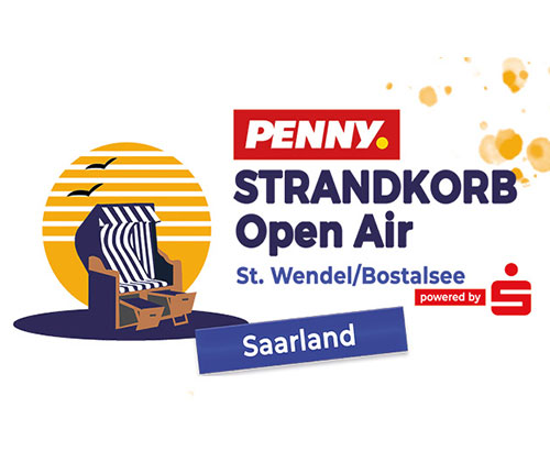 Strandkorb Open Air Saarland
