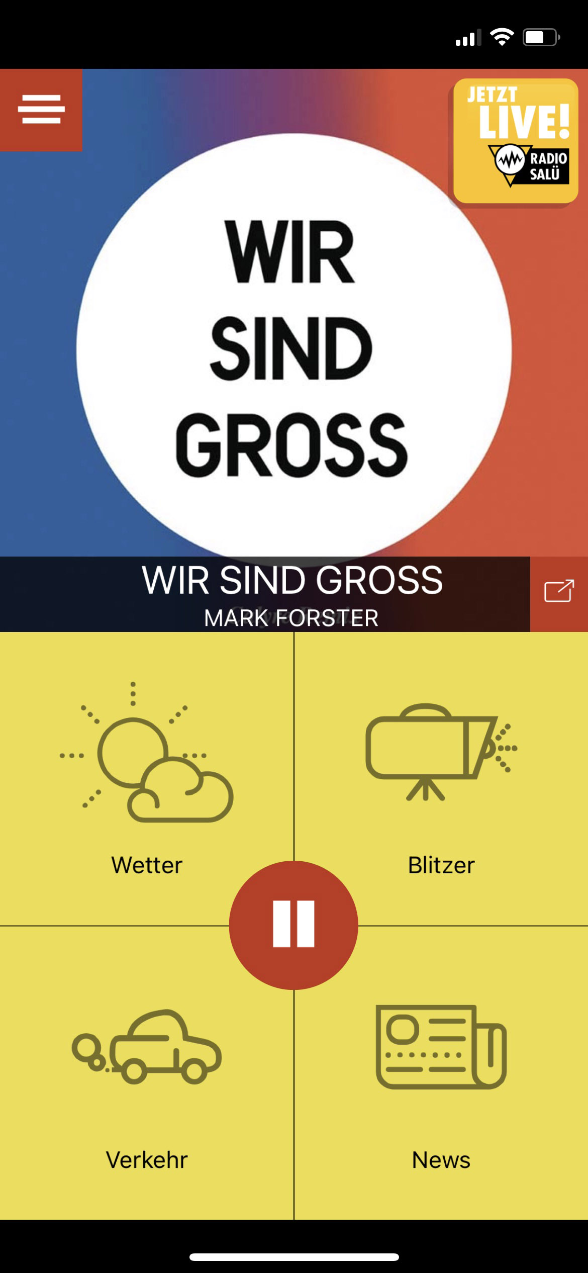 Radio Salü Kontaktboard / Salue im großen Singlebörsen-Test