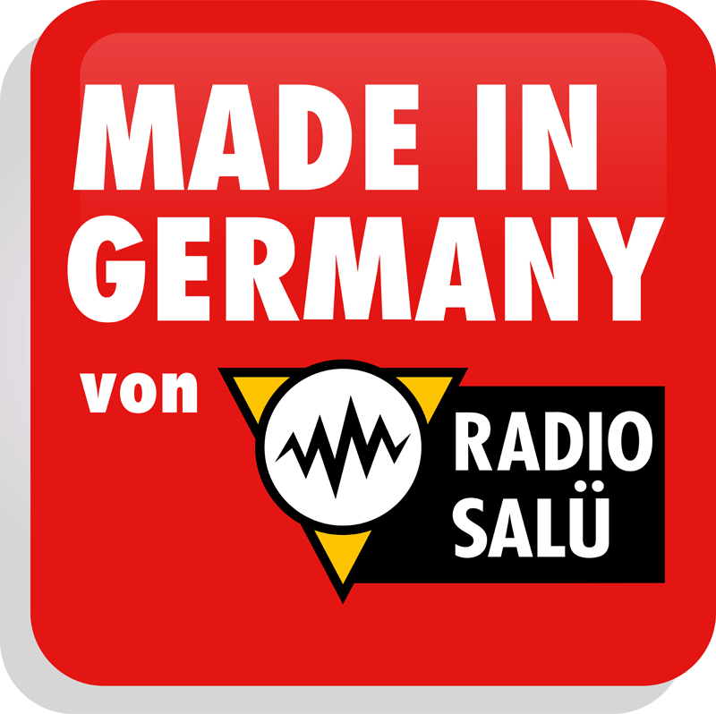 RADIO SALÜ MADE IN GERMANY