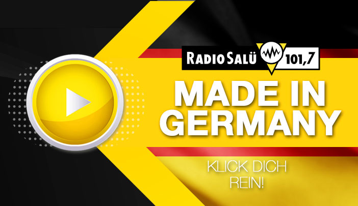 RADIO SAL� MADE IN GERMANY
